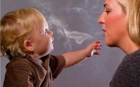 Как пассивное курение вызывает необратимые повреждения у детей