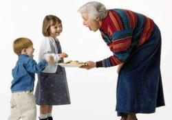 Ожирение у детей, или осторожно, бабушки!