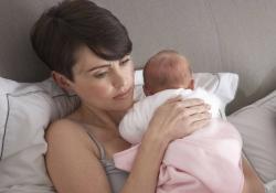 Роды: новая тактика полезнее для детей