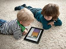 Планшеты лишают детей простейших социальных навыков