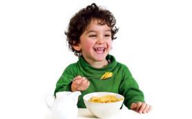 Детское поведение зависит от типа пищи