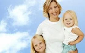 Дети после развода родителей: как наладить общение