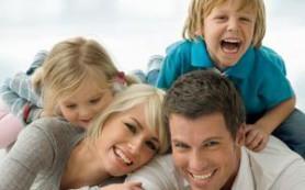 Счастье ребенка не зависит от типа семьи
