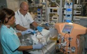 Итальянцы создали почечный диализатор специально для новорожденных