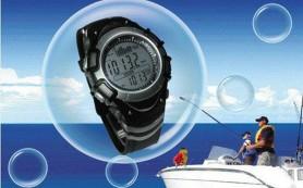 Часы с барометром — неотъемлемая вещь активного человека