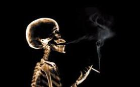 Курение провоцирует раковые заболевания