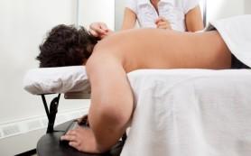 Лечебный массаж для мужчин
