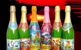 В Госдуме требуют запретить «детское шампанское»