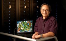 Нобелевский лауреат провел открытый урок по химии для подмосковных школьников