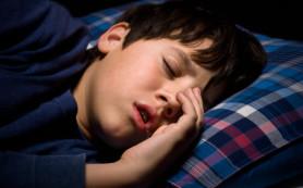 Храп ребенка – признак болезни