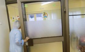 Тяжелобольного младенца из Славянска отправили в больницу Петербурга