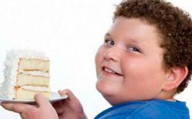 Причина детского ожирения кроется в семье