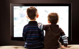 Ученые: телевизор мешает развитию речи у детей