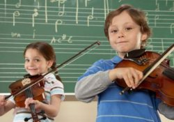 Интеллект: отведите ребенка в музыкальную школу