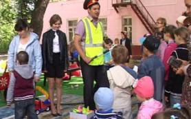 В Смоленске появился специальный сенсорный сад для «особых» детей