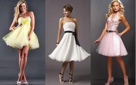 Как правильно выбрать выпускное платье?