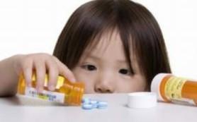 Американские дети переедают витамины