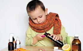 Как быстро избавиться от кашля у ребенка
