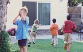 Игры на свежем воздухе помогут ребенку лучше учиться