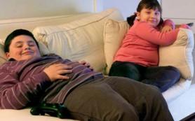 Американские дети с избыточным весом не считают себя толстыми
