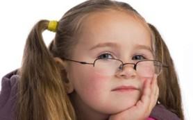 Как понять, что у ребенка проблемы со зрением?