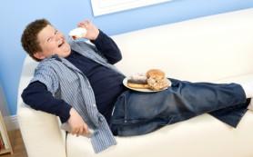 Ожирение в детстве ведет к астме