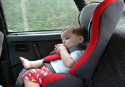 Смартфон не даст забыть ребенка в автомобиле