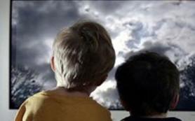 Доказано вредное влияние телевизора на развитие детей