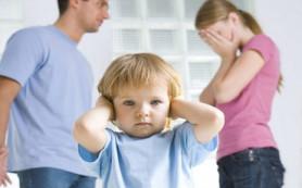 Развод: берегите детей