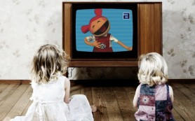Телевизор мешает развитию речи у детей