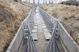 Функции металлических рукавов для кабельных линий