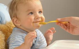 Питания детей после года