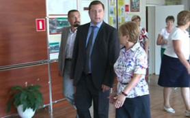 Смоленский губернатор проинспектировал ряд школ и детских садов региона