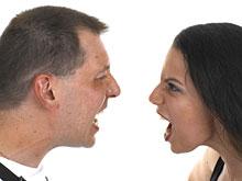 Конфликты между родителями отражаются на ребенке