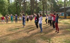 В Смоленске открылся 6 международный волонтерский лагерь «Надежда»