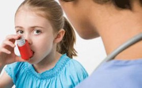 Почему может появиться астма у детей