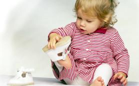 Основные правила подбора обуви для ребенка