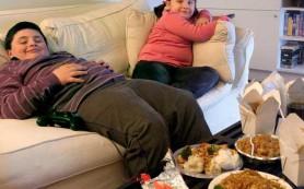 Как не допустить ожирения у ребенка