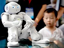 Человекоподобные роботы научат детей-аутистов общаться