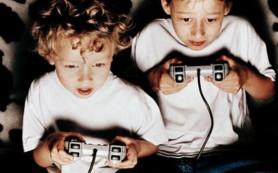 Компьютерные игры убивают зрение и психику детей