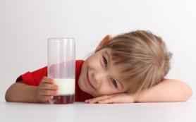 Здоровье костей ребенка зависит не от молока