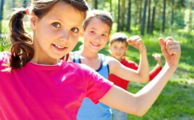 Активные дети успешны в учебе