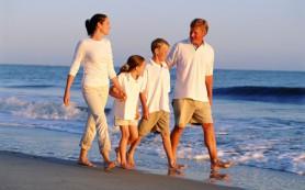 Комфортный семейный отдых: глазами ребенка