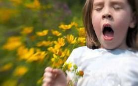 Большие города делают детей аллергиками
