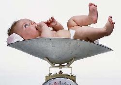 Вес и рост новорожденных тесно связаны с их будущим психическим здоровьем