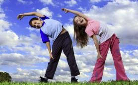 Физическая активность влияет на работу мозга ребенка