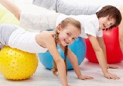 Гиперактивные дети: утренняя физзарядка поможет