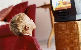 Дети и телевизор: раннее развитие