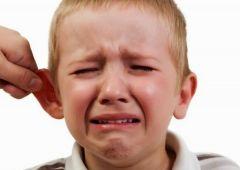 Детей нужно наказывать правильно