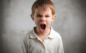 Ребенок, воспитанный в неполной семье становится агрессивным